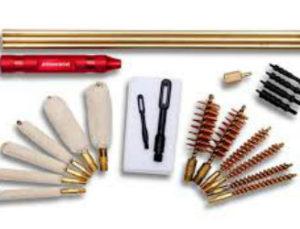 Kit de curatat arma de vanatoare